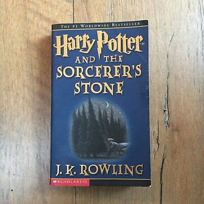 Harry Potter and the Sorcerers Stone by J. K. Rowling