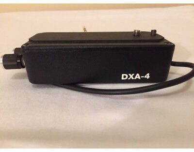 DXA-4 Dual XLR ADAPTER for Camcorder