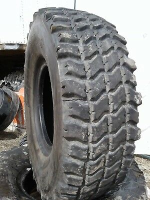 Off road tires Goodyear MV/T 395/85R20 tires