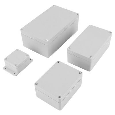 Dustproof IP65 Case Electronic Wire Junction Project Box Enclosure Case HighQ IS