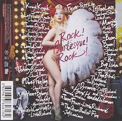 Rock Burlesque Rock (2015, CD NEU)