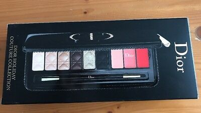 Dior Holiday Couture Collection 2017 Palette Eyeshadow Lidschatten
