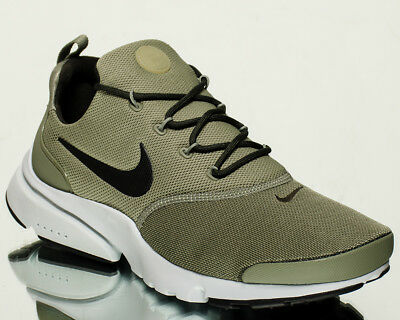 Nike Air Presto Fly men lifestyle sneakers NEW dark stucco black 908019-011