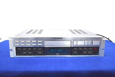 "Studer A 727  High End professional CD-Player aus der CDS Series  "" TOP"""