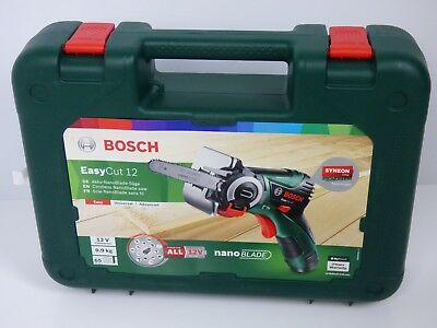 Bosch Easycut Multi Saw Compact With 12V Lithium-Ion Used Excellent Condition
