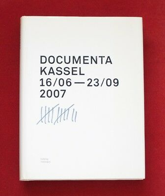 Documenta 12 Kassel 16/06 - 23/09 2007 Katalog Catalogue