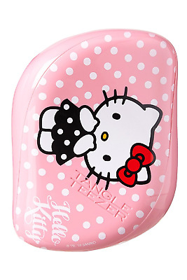 Tangle Teezer Compact Styler Hello Kitty Pink Detangling Easy Glide Girls No Cry