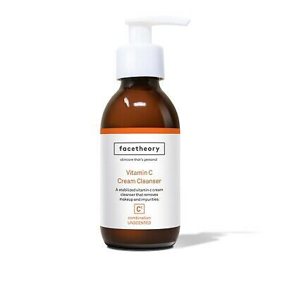 Facetheory Vitamin C Cleanser an Make-up Remover with Apricot, Avocado, Coconut
