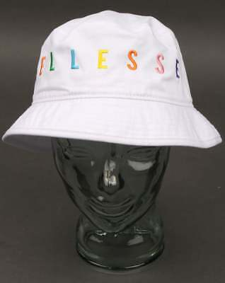 45c756447da Ellesse Jerso Bucket Hat in White with embroidered logo