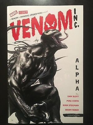 🔥 Amazing Spider-Man Venom Inc. Alpha #1 | Dell'Otto 1:50 Variant | Sold Out 🔥