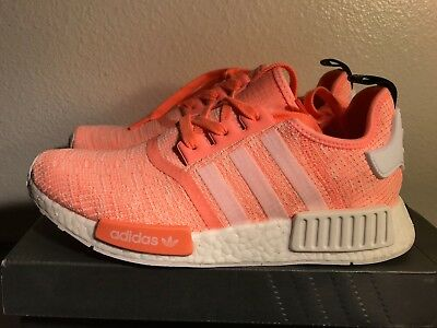 9a964fbb8 Adidas Orignals NMD R1 W BY3034 sunglo women s size 6 7.5 9 DS Authentic