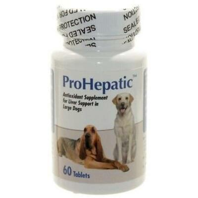 ProHepatic Liver Support Chewable Tablets for Large Dogs (60 count)