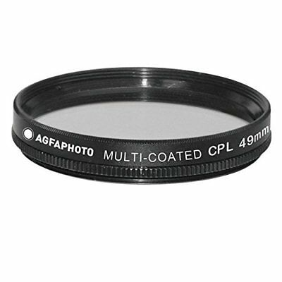 49mm CPL Circular Polarizer Multi-Coated Glass Filter for Canon EF 50mm 1.8 STM