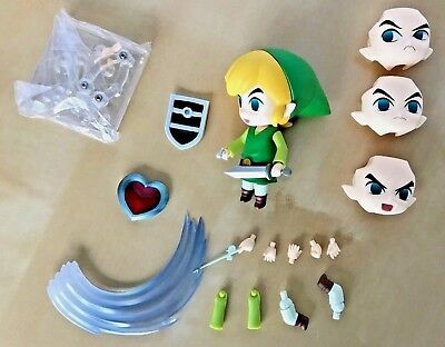 Link Windwaker Nendoroid 413 Good Smile Company