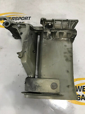 93 94 1995 Suzuki 65hp Outboard Boat Motor Engine Exhaust midsection mid mount