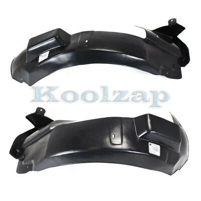 Splash Shield Front Right Side Fender Liner Plastic Coupe for Honda Accord 03-07 Coupe