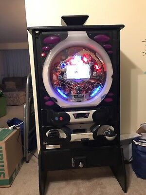 RARE ROBO COP  Pachinko Ball Machine