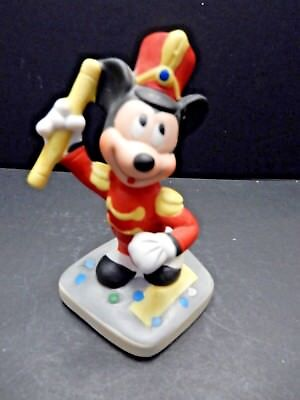 SCHMID DISNEY on PARADE Figurine MICKEY MOUSE  NWT