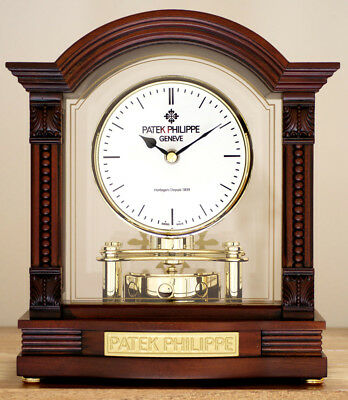 Patek Philippe Horizontal Pendulum Showroom Desk Clock