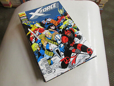 X-Force 19 ...comics Marvel Semic..1995..tbe .