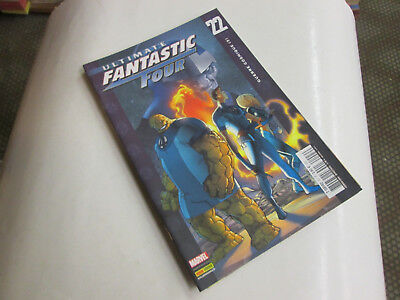 Fantastic Four Ultimate.. 22...comics Marvel Panini .2008 . Tbe