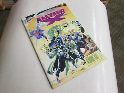 Marvel   Facteur X..25 . Version Integrale  ..comics  Semic .... .tbe