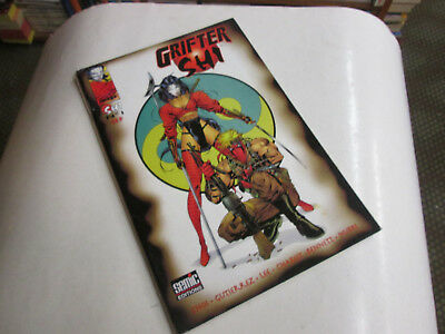 Grifter Shi 1 ...comics  Semic..1998..tbe .