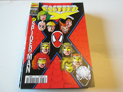 Marvel  Facteur X.  37 .. Version Integrale  ..comics  Semic .... .tbe