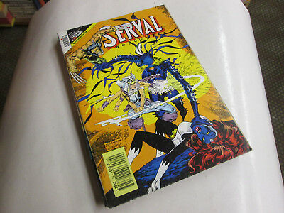Marvel  Serval  24 . Version Integrale ...comics Marvel Semic...tbe .