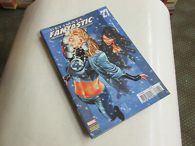 Fantastic Four Ultimate.. 27...comics Marvel Panini .2008 . Tbe