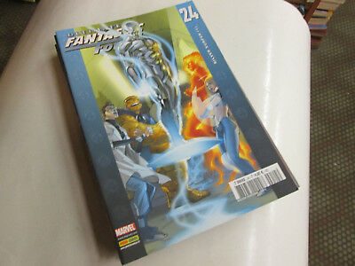 Fantastic Four Ultimate.. 24 .comics Marvel Panini .2008 . Tbe