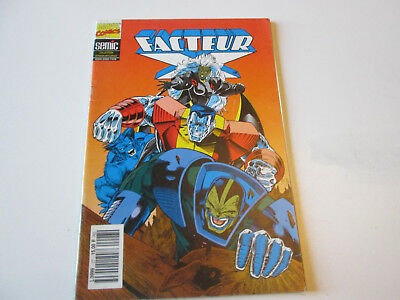 Marvel  Facteur X.  27 .. Version Integrale  ..comics  Semic .... .tbe
