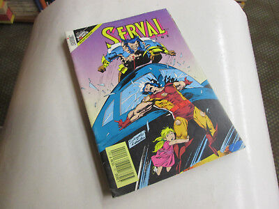 Marvel  Serval  20 . Version Integrale ...comics Marvel Semic...tbe .