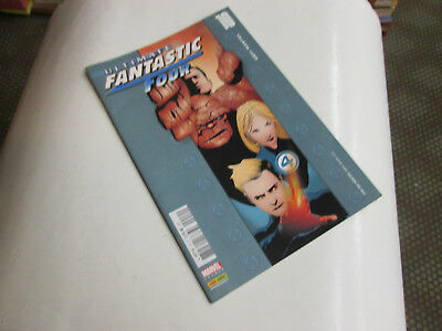 Fantastic Four Ultimate.. 10...comics Marvel Panini .2006 . Tbe