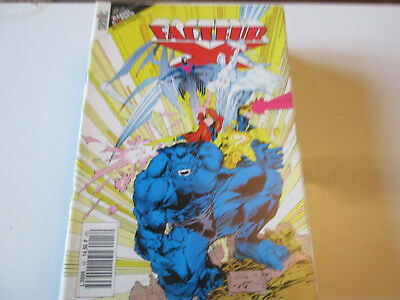 Marvel  Facteur X.  18 .. Version Integrale  ..comics  Semic .... .tbe
