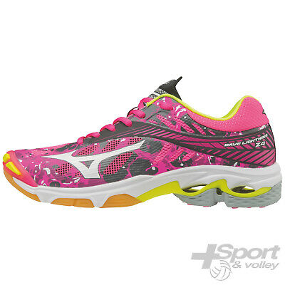 new arrival 4a038 ca2bb Scarpa volley-ball Mizuno Wave Lightning Z4 Low Femme V1GC180090