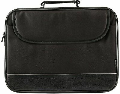 "Defender Ascetic 16"" Briefcase Black Notebook Cases 40.6 Cm 16"" Briefcase Black"