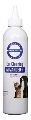 Ear Cleaning Advanced + [Apple Kiwi Scent] (8 oz)