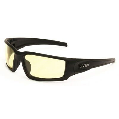 0923481572 UVEX HYPERSHOCK SAFETY Glasses with Amber Anti-Fog Lens