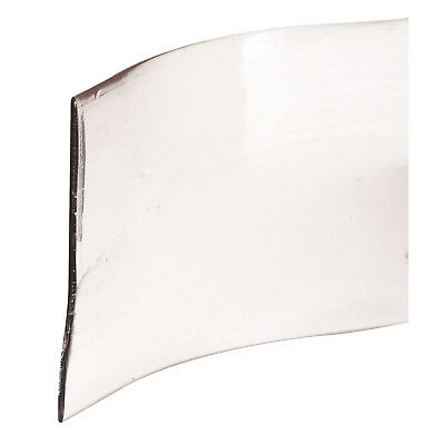 "Prime Line 1-1/2"" X 36"" Clear Vinyl Shower Door Bottom Sweep"