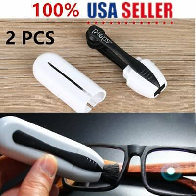 Durable Eyeglass Sunglass All In One Glasses Cleaner New Peeps From Lenspen USA