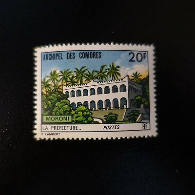 France Colonie Comores N°86 Neuf ** Luxe Mnh