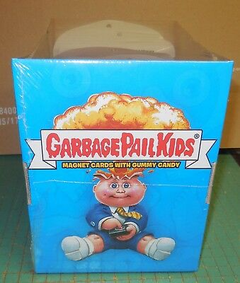 2012 Topps 771-10HPS Garbage Pail Kids Magnet Cards Gummy 18 PACK BOX UNOPENED