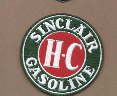 New 3 Inch Sinclair Gasoline Iron On Patch Free Shipping B1