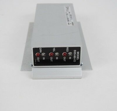 SSS-86 I/O  Load Switch Traffic Control Street Stop Light Red Green Yellow