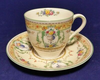"Vintage Royal Doulton ""THE MELFONT"" Demitasse Cup & Saucer - 3 Sets Available"