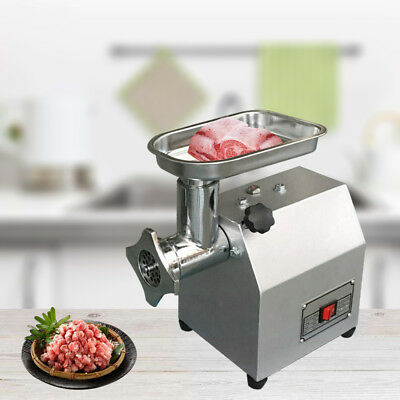 Commercial Heavy Duty Electric Meat Grinder Spicy Grinding machine Sausage maker