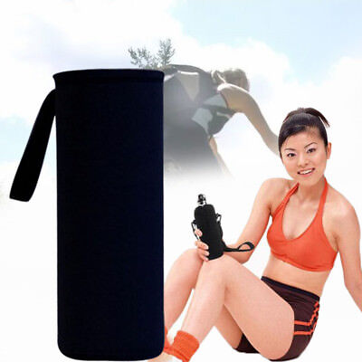 1000ml Sport Water Bottle Cover Insulated Sleeve Case Cup Pouch Holder HOT~