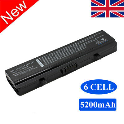6CELL Battery for Dell Inspiron 1525 1526 1440 1545 1546 1750 GW240 X284G NEW UK
