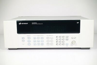 Keysight Used 34980A Multifunction Switch/Measure Unit incl. DMM (Agilent)